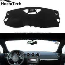 for audi TT TTS 2008 2014 dashboard mat Protective pad Shade Cushion Photophobism Pad car styling