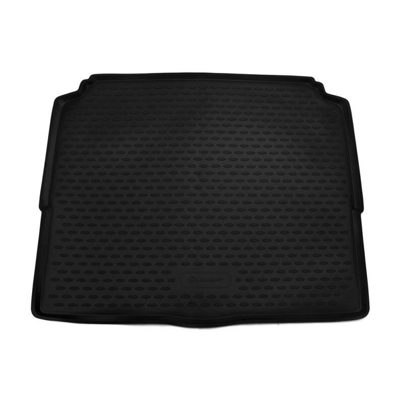 Garniture de couvercle de coffre arrière Mat pour PEUGEOT 3008, 2017->, SUV, fond, 1 pièces (polyuréthane)