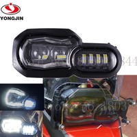 For BMW F650GS, F700GS, F800GS, F800GS Adv, F800R LED Headlight Projector (N0T HID)