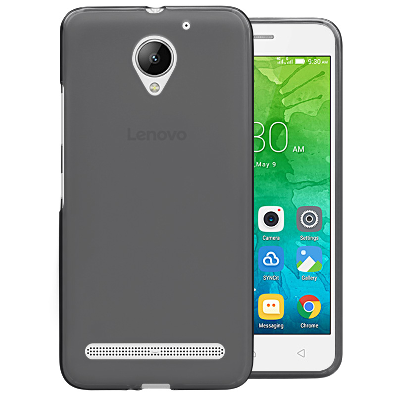 timeless design cff4e 2a18d US $1.99 |Lenovo vibe c2 Case Cover High Quality TPU Soft Phone Case For  Lenovo vibe c2 Back Cover 4 Colors Lenovo vibe c 2 Case Cover-in  Half-wrapped ...