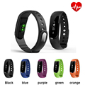 Smart Wristband ID101 Fitness Bracelet Tracker Smartband Heart Rate Activity Bluetooth Smart Bracelet PK ID107 Mi band2