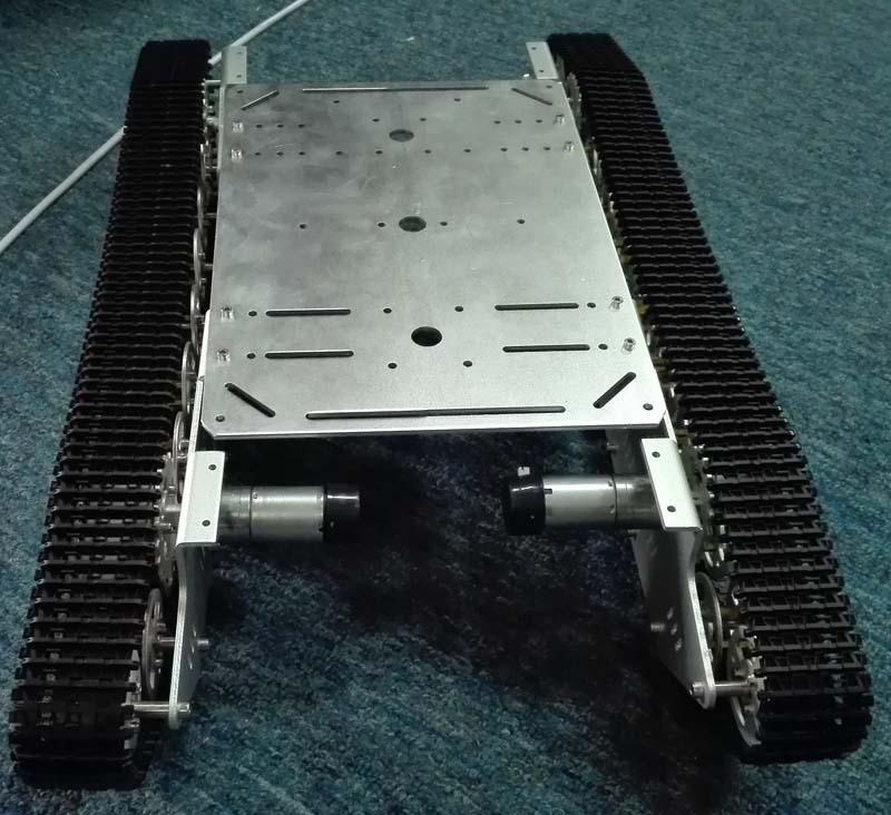 Mobile Metal Crawler EUR