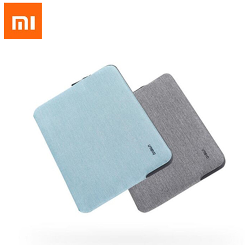 Xiaomi youpin Urevo Thin Business Laptop Sleeve bags case 12 13 15 inch notebook for Macbook Air 13.3 inch Macbook 12 13 15 inch notebook bag 12 13 3 15 6 inch for macbook air 13 case laptop case sleeve for macbook pro 13 pu leather women 14 inch