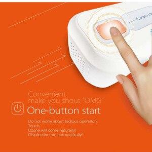 Image 3 - المحمولة CPAP المطهر للهواء CPAP آلة أنابيب خرطوم قناع جهاز تنفس مع بطارية تعمل توقف التنفس أثناء النوم