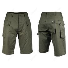 WW2 вьетнамские войны США P44 Короткие штаны десантник Униформа войны reactuttes