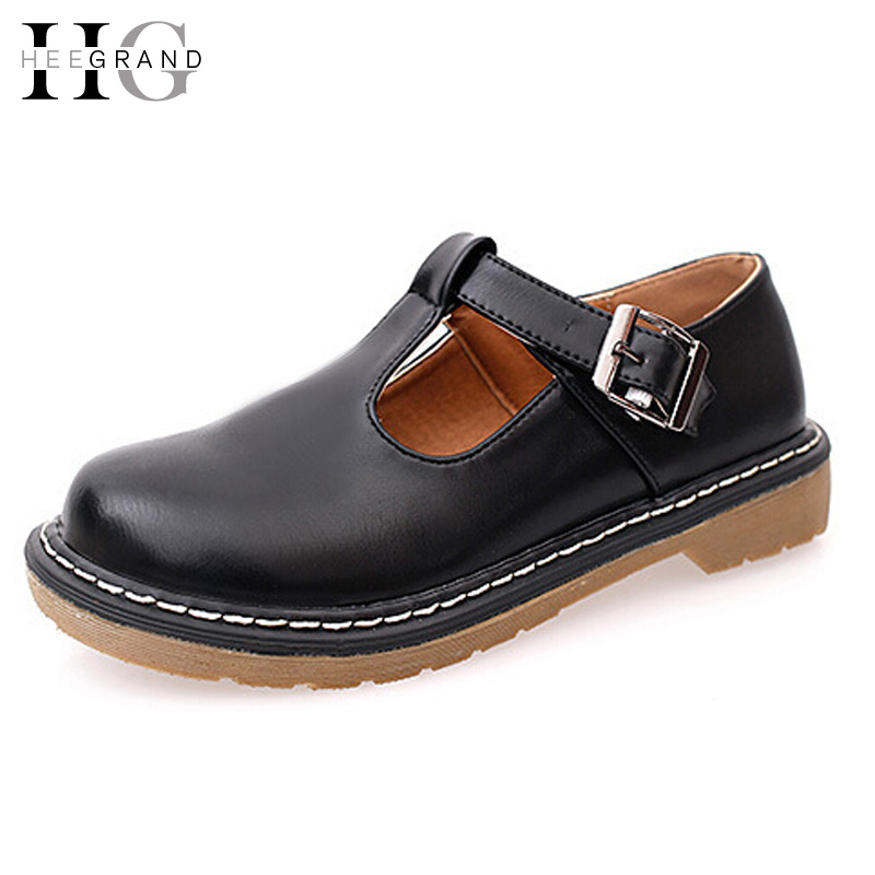 2018 Women Oxfords Casual Creepers British Style Shoes Woman Slip On Solid Casual Platform Women Shoes XWD44032018 Women Oxfords Casual Creepers British Style Shoes Woman Slip On Solid Casual Platform Women Shoes XWD4403