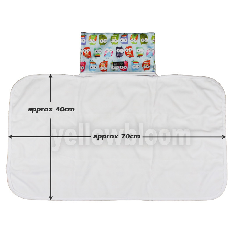 Nappy Diaper-Changing-Mat Play-Mat Floor-Change Foldable Travel Baby Waterproof Littles