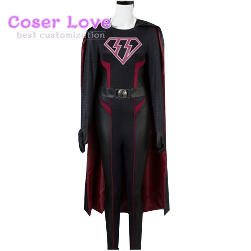 Women's Costumes Supergirl Kara Zor-el Danvers Cosplay Costume Halloween Christmas Costume Bringing More Convenience To The People In Their Daily Life