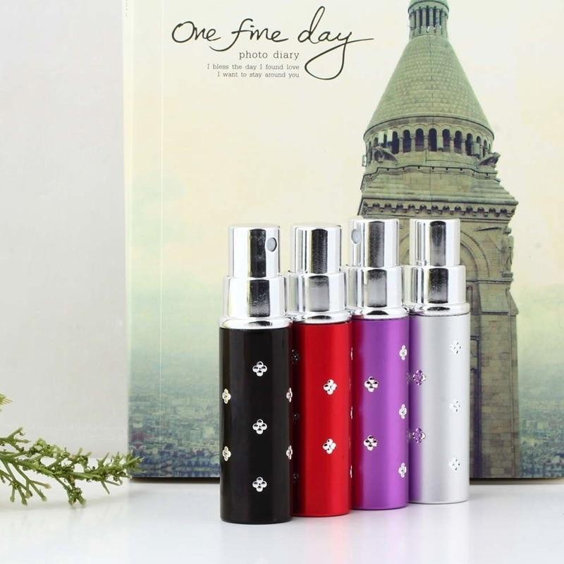Amazing Travel Perfume Atomizer Refillable Spray Empty Bottle Easy Use New Perfume Bottle Hot Sale