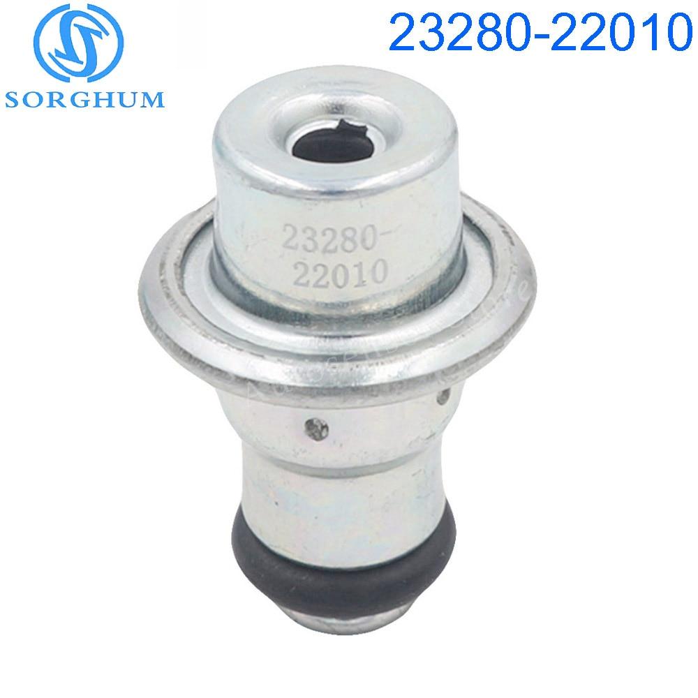 23280 22010 fuel pressure regulator - 23280-22010 2328022010 Fuel Injection Pressure Regulator For 1998-2012 Chevrolet Lexus Pontiac Scion&Toyota 5G1060/PR4034/PR335