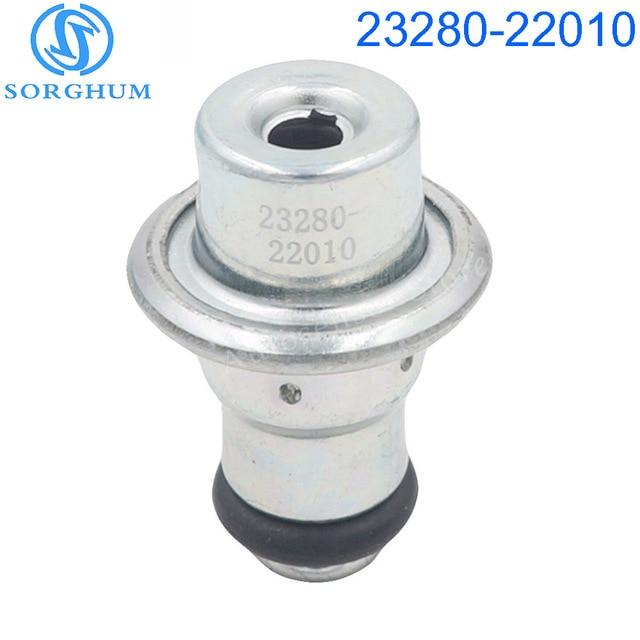Regulador de presión de inyección de combustible para Chevrolet Lexus Pontiac Scion y Toyota 5G1060/PR4034/PR335, 23280 22010