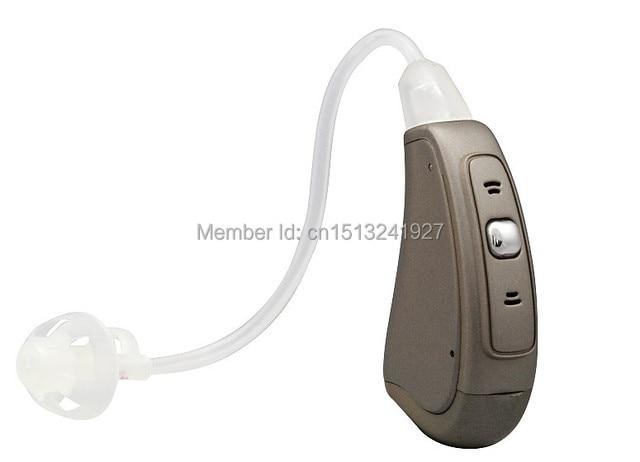 Free Shipping Fully Digital Manual Control BTE digital program hearing aids EP07
