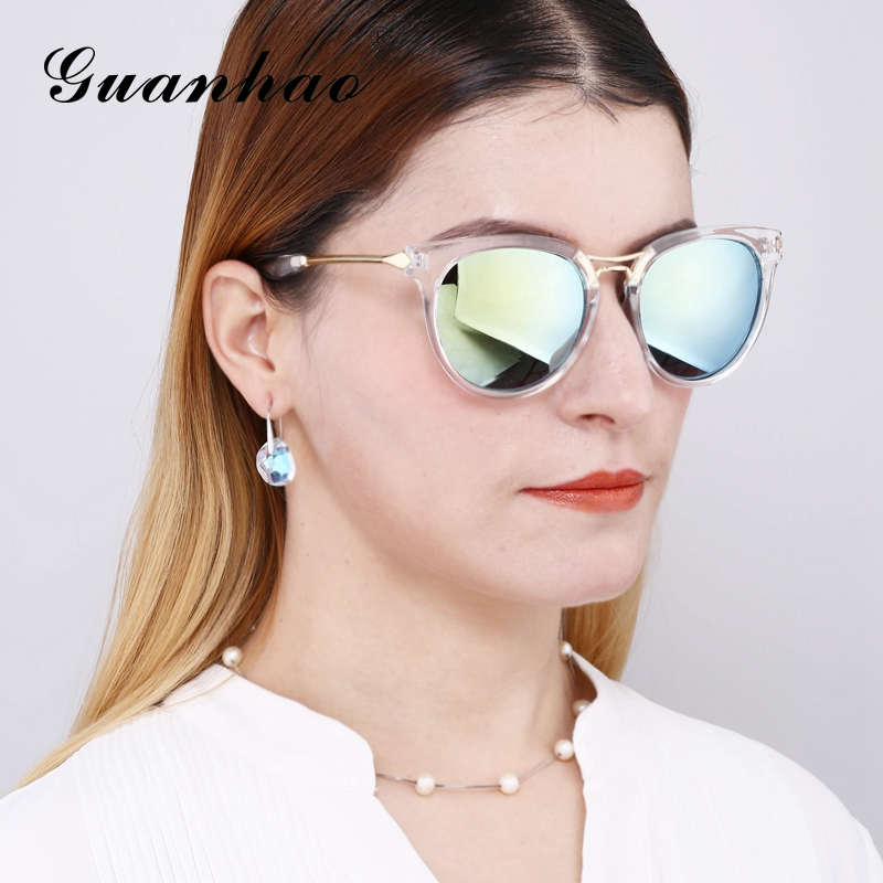 f81b38f8c9 Glasses Sunglasses 2018 new sunglasses women s round face fashion  personality tide star models net red sunglasses-in Sunglasses from Apparel  Accessories on ...