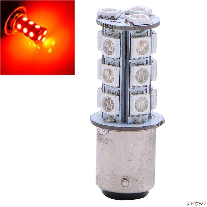 car Light DC 12V 1157-5050 18 LED Flash Car Brake Tail Rear Signal Stop Light Lamp Bulb