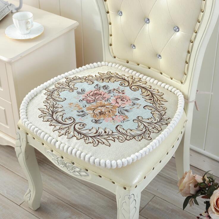 Europe Chair Cushion Pads Chair Seat Pads Seat Cushion Chair Pillow Decorative Floor Pillow Pads Cushion For Chair Home Textile