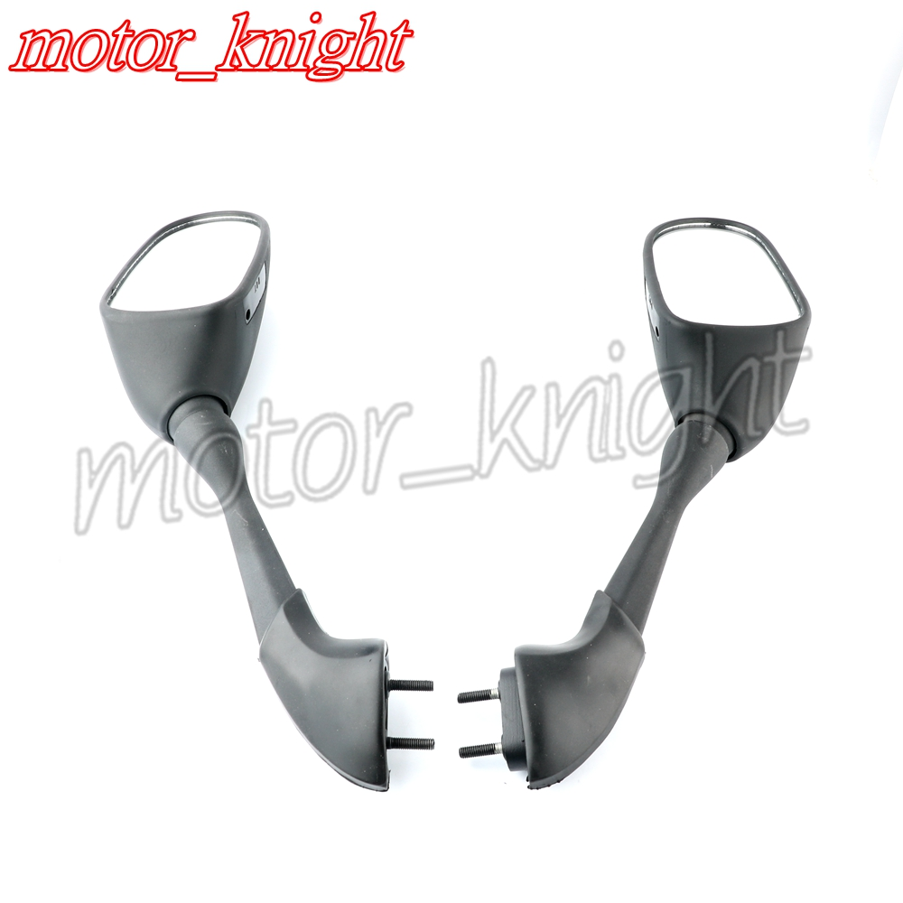 Motorcycle Side Rearview Rear view Mirror Carbon Fiber Color For YAMAHA FZ1 FZS1000 2001 2002 2003 2004 2005