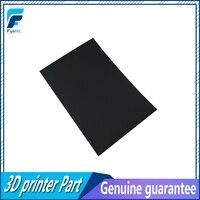 5 uds 200*200*220*220*250*250*300*300*232*154*300*200 de plástico 3D impresora accesorios caliente vinilo para la cama para Wanhao i3 3D impresora