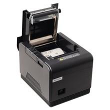 Envío de la Alta calidad original Auto-cortador 80mm Impresora Térmica de Recibos USB/Lan Impresora Pos para el Hotel/cocina/Restaurante