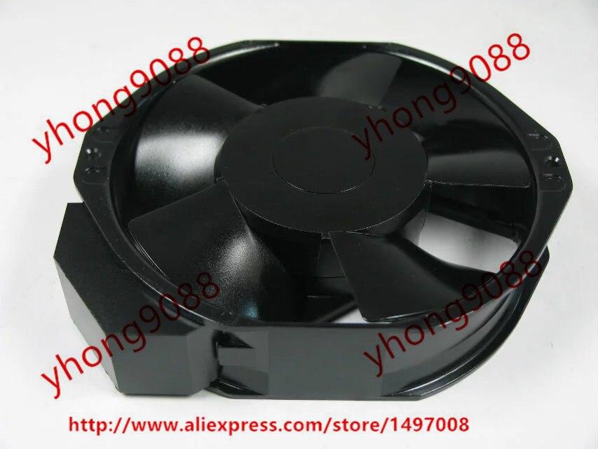 Emacro COMMONWEALTH FP-108EXM AC 230V 220V 38.5W Server Round fan free shipping new uf 15pc23 bth ac 230v 29w 172x150x51 server round cooling fan