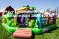 2016 Завод прямых продаж Надувные горки, Надувные castle. Inflatable Вышибала KYB-179