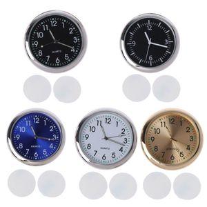 Universal Car Clock Stick-On E