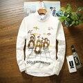 Harajuku style women/men monkey print sweatshirt print Funny cartoon white hoodies Pullovers kawaii clothes Brand Clothing