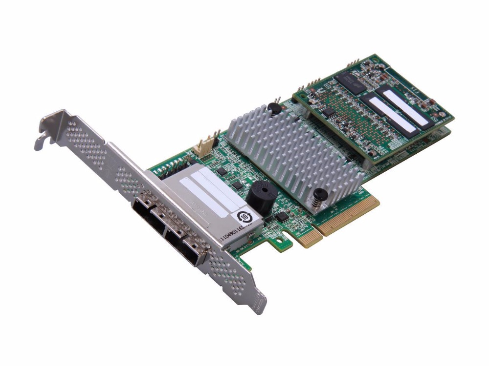 LSI MegaRAID SAS 9286CV-8e 6GB//S 1G cache RAID 0,1,5,6,10,50,60 PCI-E 3.0