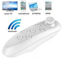 2016 Bluetooth Sans Fil VR Boîte Télécommande Gamepad 3D VR Lunettes IOS Smart Mobile Téléphone Universel Contrôleur de Jeu