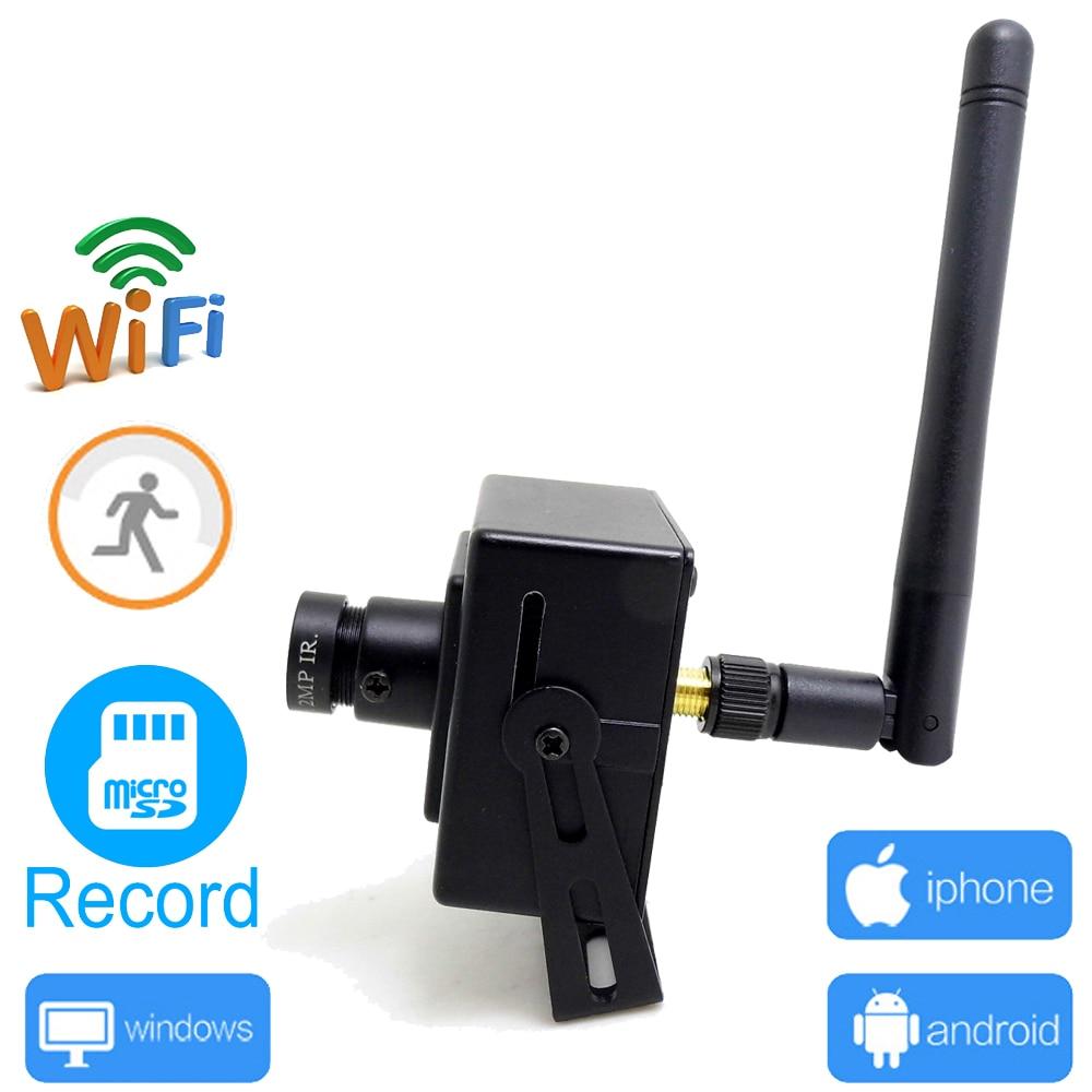 bilder für Ip-kamera wifi 720 p mini wireless security cctv wi-fi home überwachung home micro cam unterstützung micro sd aufnahme JIENU