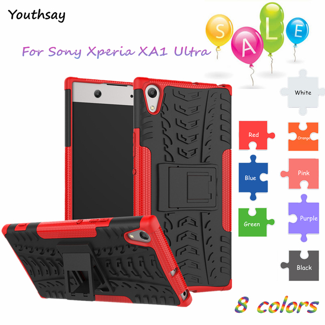sfor cover sony xperia xa1 ultra case youthsay silicone protective