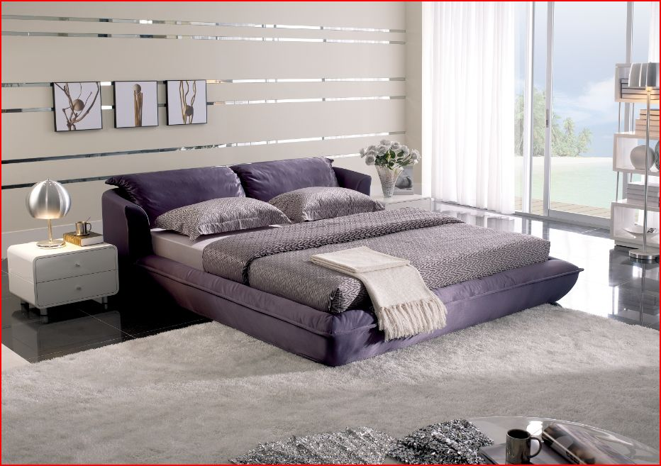 US $530.0 |China bedroom furniture bedroom furniture cheap for king size  with High quality fabric-in Beds from Furniture on AliExpress -  11.11_Double ...