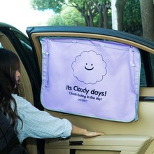 Auto Cartoon printing Front Window Solar Protection Sun shade Insulation Automobiles Exterior Car Accessories Supplies Products