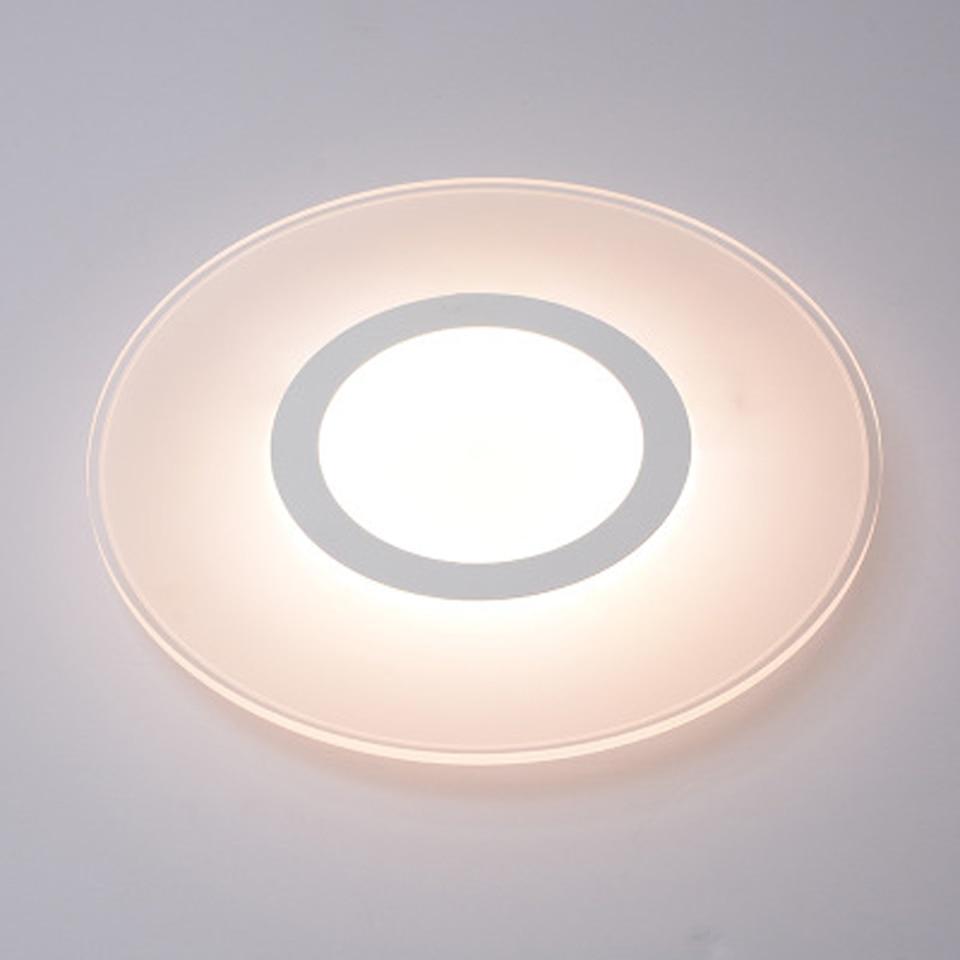 Kids Bedroom Light | Childrens Bedside Lamp | Ceiling Lights Modern Acrylic Led Ceiling Lamp 85-265V 8W 12W 24W Home Lighting For Children's Bedroom Corridor Fixture