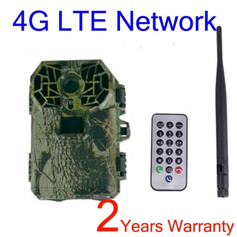 Bestguarder SG999M Caça Câmeras 940nm Preto IR LED 4G LTE 4G Rede Wildlife Trail Câmeras Navio Livre