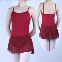 Ballet Leotards Women Lady Ballet Tights Sling Milk Silk Gymnastic Dress Ballerina Dress Ballet Costumes Practice Clothes DN1845