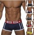 New Top Brand Cotton Men Underwear Pants Gay Underwear Sexy Men's  Plus Size M L XL XXL XXXL ,Five Colors 85 Series