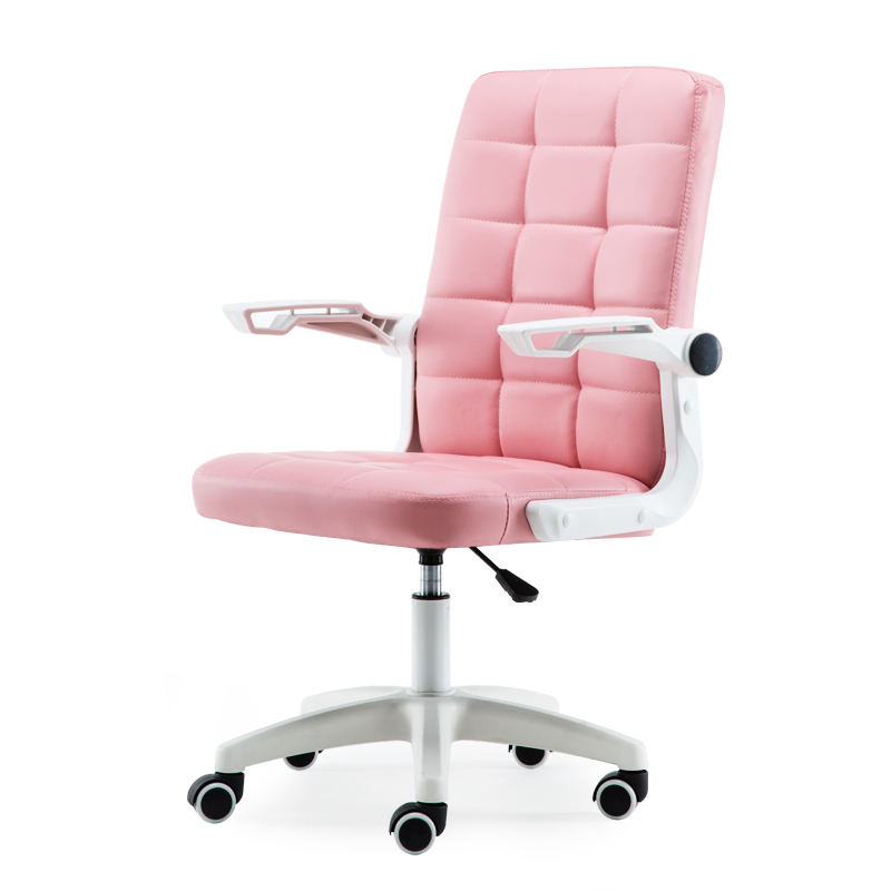Computer European Household Do Princess Sowing Bow Student Direct Seeding Staff Member Swivel Chair(China)