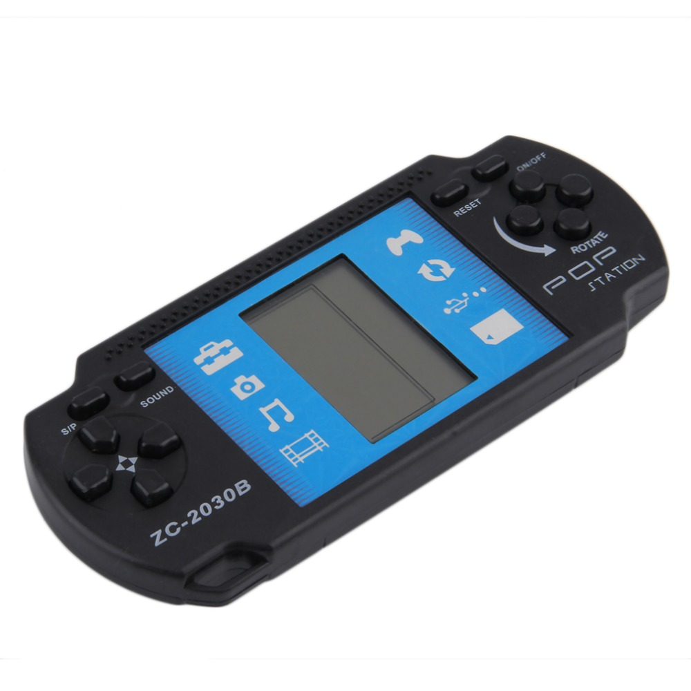 Портативный игры игроки Детская Классическая игровой консоли Портативный ручной видео тетрис игры скачать для Оборудование для psp игр
