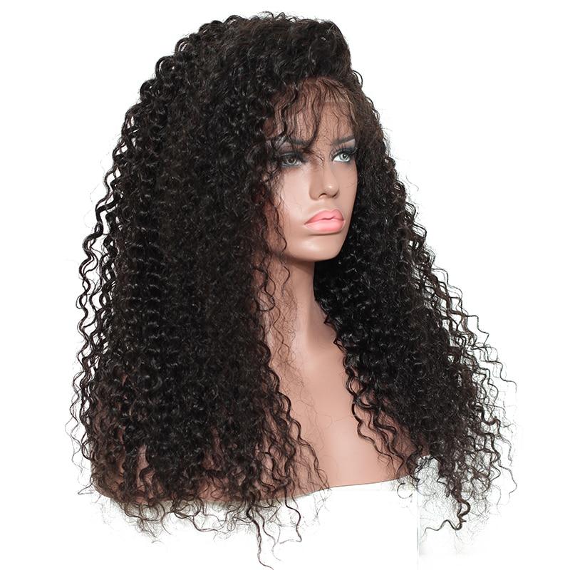250% плотность вьющиеся синтетические волосы на