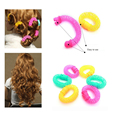 Hair Curlers Rollers Magic Hair Curlers Rollers Set DIY Plastics Hair Curler Professional Hair Accessories