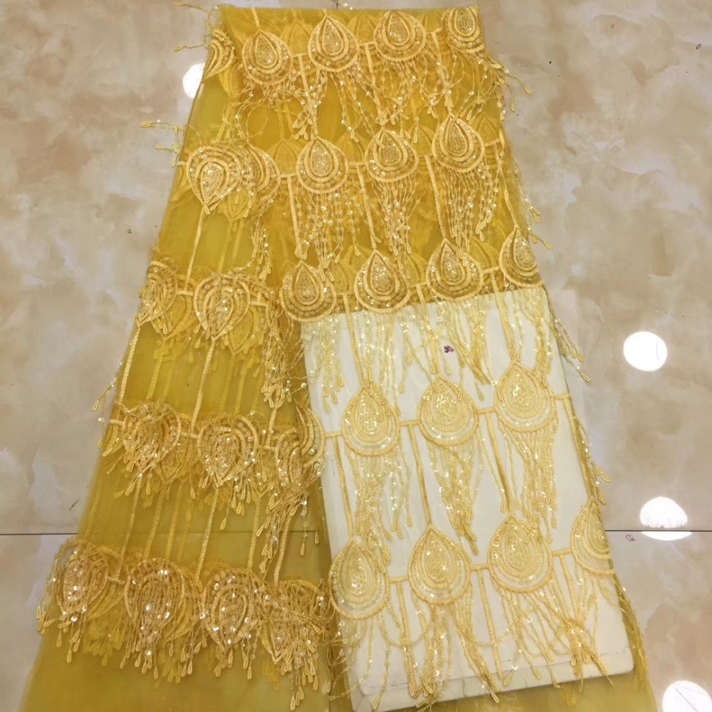 African  Lace Fabric 2019 High Quality Lace French Net Embroidery Tulle Lace Fabrics For Nigerian Party Dress   XZXAP305African  Lace Fabric 2019 High Quality Lace French Net Embroidery Tulle Lace Fabrics For Nigerian Party Dress   XZXAP305