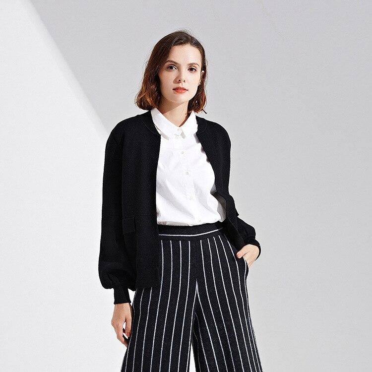 Nouveauté Printemps 2019 Femmes 3 Veste Taille Ouvrir Livraison cou Rose 2 Solide Noir Directe Une De Point O 1 Gris Couleur 41qEtw