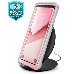 Image 5 - For Samsung Galaxy S9 Case 2018 Original i Blason Ares Series Full Body Rugged Clear Bumper Case with Built in Screen Protector