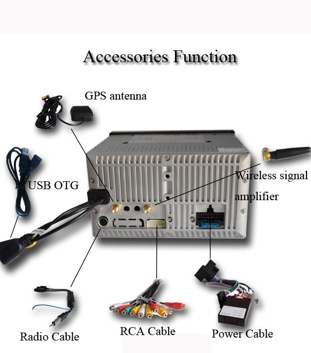 人気 (クアッドコア、16ギガバイトinandフラッシュ)オートラジオautoradio車のgpsナビゲーションシステム用アウディa3 (2003-2012)を持つアンドロイド4.4.4システム  15
