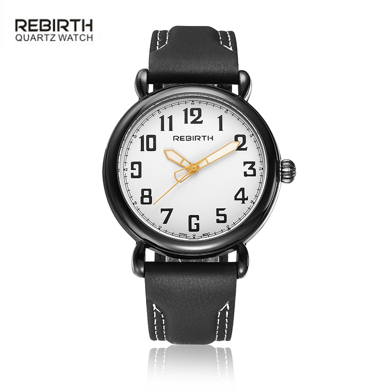 3ATM Waterproof Rebirth Watches Women Fashion Designer Japan Movement Watches Hot Sales Leather Watches Ladies New Designer 3ATM Waterproof Rebirth Watches Women Fashion Designer Japan Movement Watches Hot Sales Leather Watches Ladies New Designer