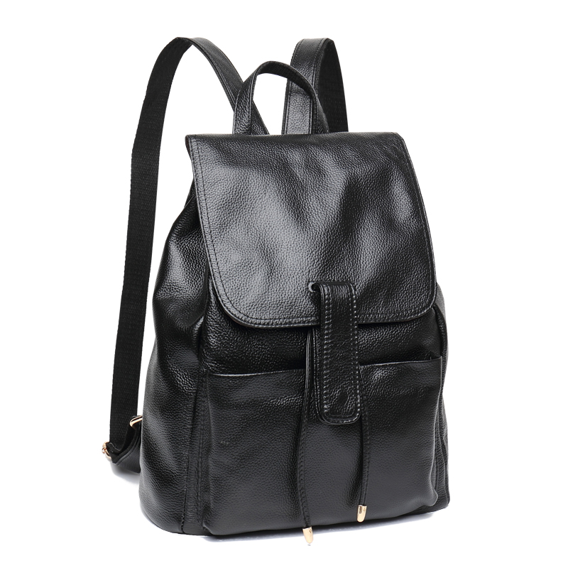 New arrival Famous brand women bags genuine leather women backpacks fashion casual shoulder bags ladies school