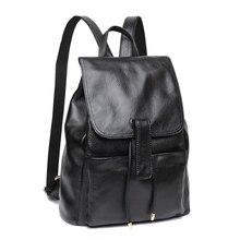 Новое прибытие Известная марка женщин сумки из натуральной кожи женщин рюкзаки моды случайные плеча сумки дамы школьные сумки дорожные сумки