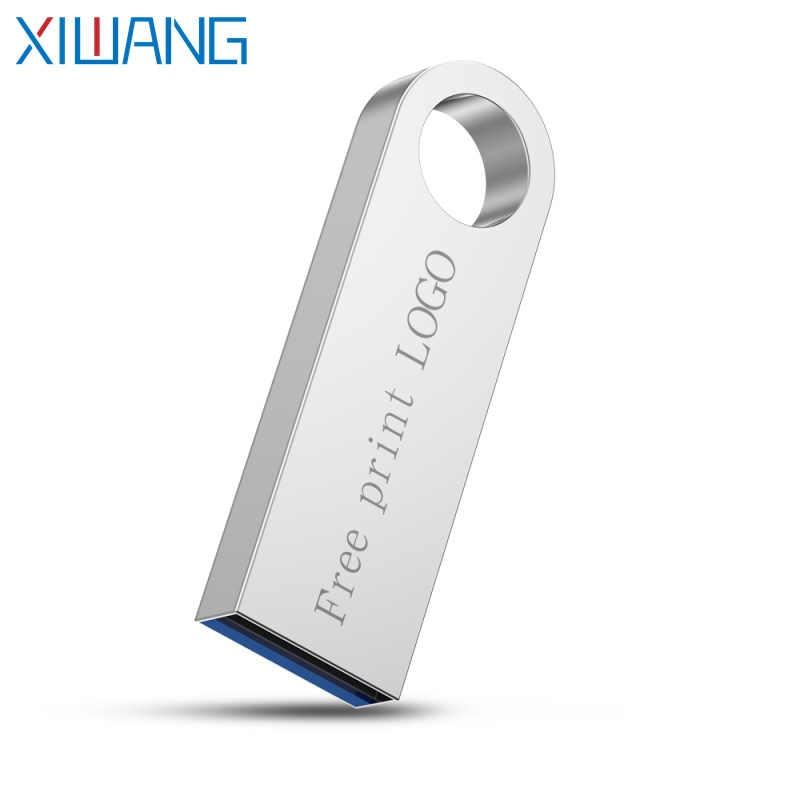 Pen drive metalowe Pendrive 3.0 32GB 128GB 16GB 8GB 4GB wysokiej prędkości pamięć usb 64gb pamięć usb darmowa własne logo i wysyłka