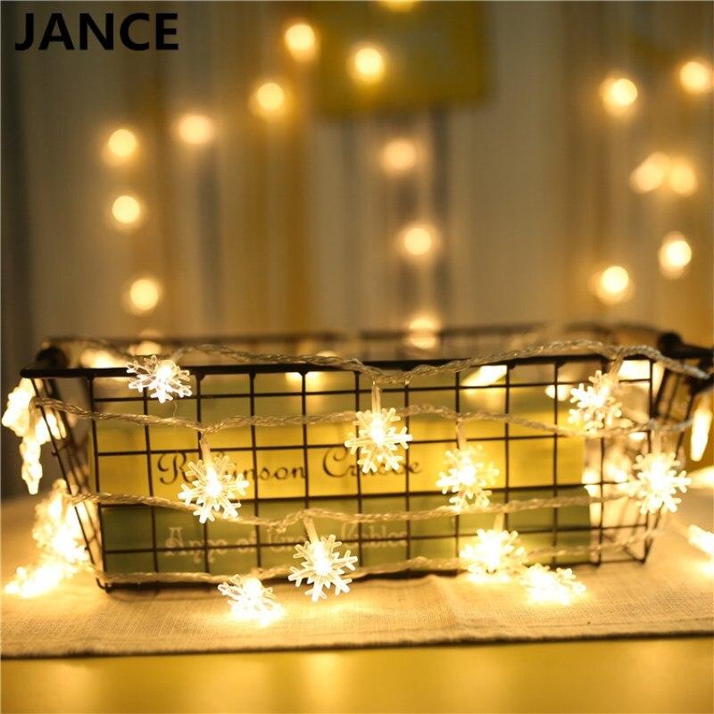 LED lights dormitory bedroom small light Christmas decorative lights  pendant light 5M(China (Mainland