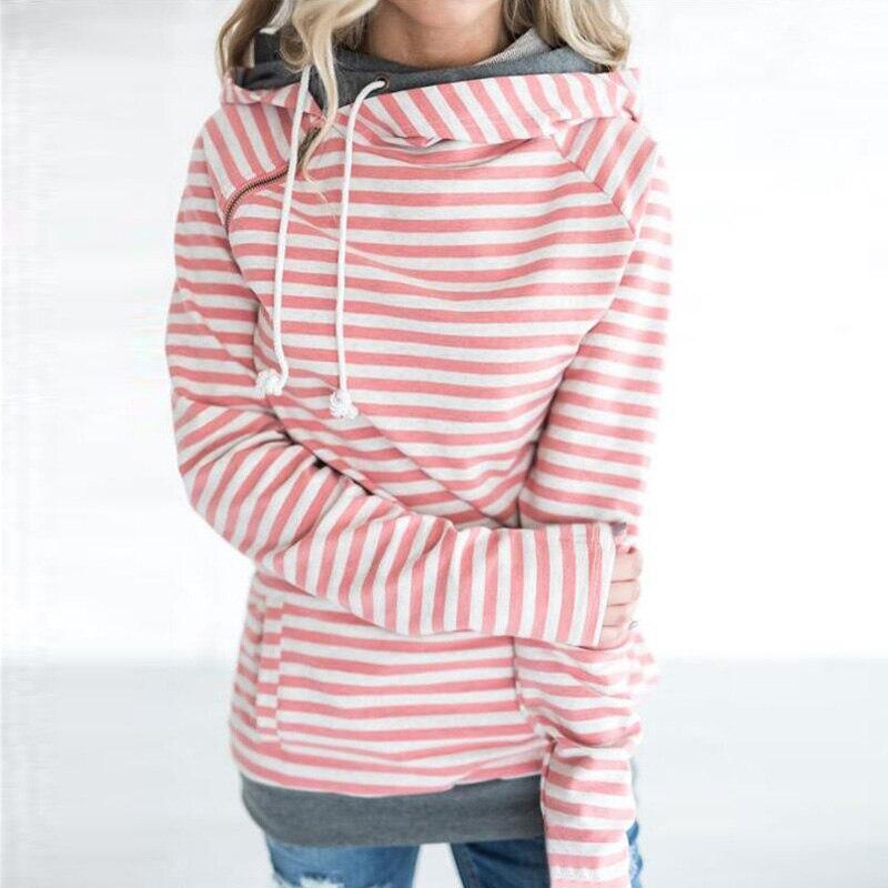 elsvios 2017 double hood hoodies sweatshirt women autumn long sleeve side zipper hooded casual patchwork hoodies pullover femme ELSVIOS 2017  hoodies, Autumn Long Sleeve HTB1oOm